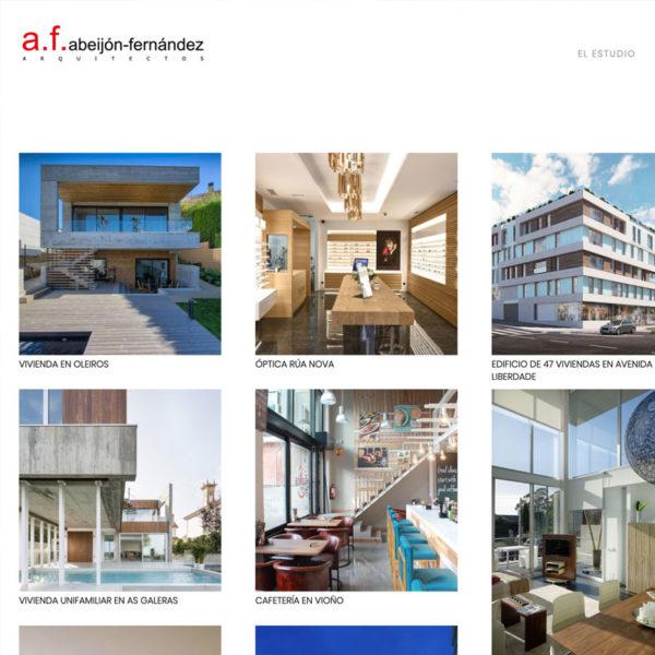 Abeijón-Fernández Arquitectos